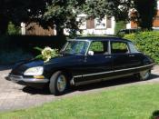 Citroen DS 21 Pallas